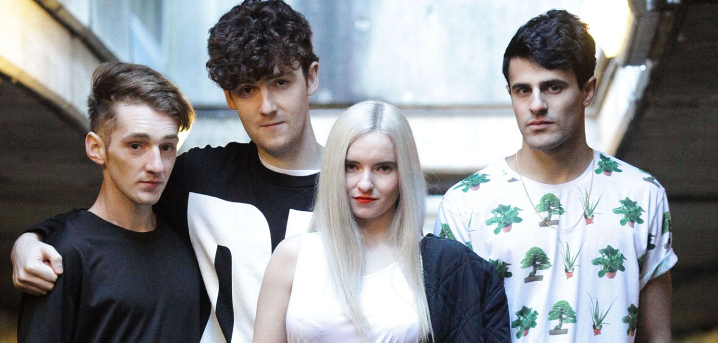 Clean bandit grace and jack hookup