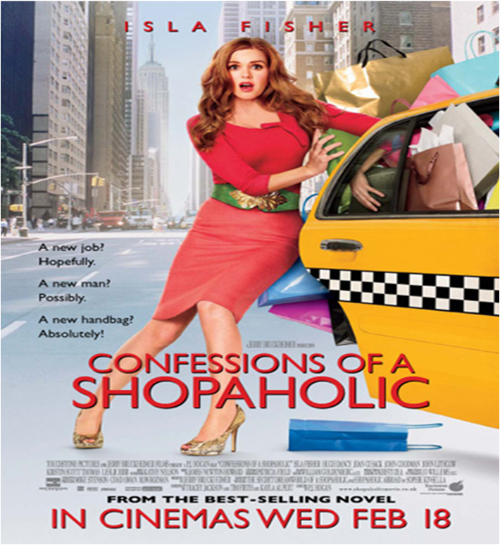 confessions of a shopaholic movie review Confessions of a shopaholic (2009) on imdb: movies, tv, celebs, and more   15 found this helpful was this review helpful sign in to vote  you're not  supposed to go into the movie expecting it to be the next epic titanic love story  you're.