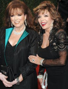 "Collins sister, Joan is ""completely devastated"" at the loss."