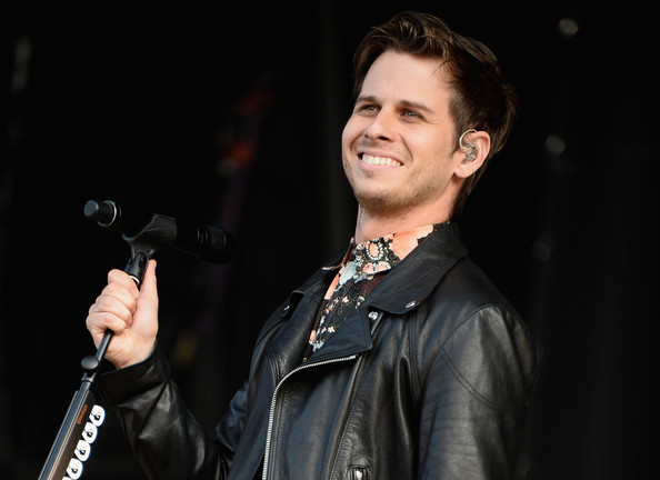 Bryce would love to collaborate with Mark Foster of Foster The People