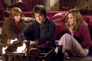 The film saw Harry take on darker perils as he entered his fourth year at Hogwarts.