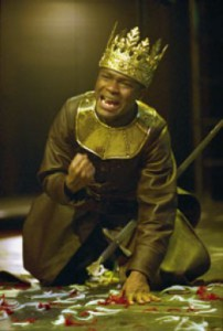 Oyelowo was the first black actor to portray an English King at the RSC