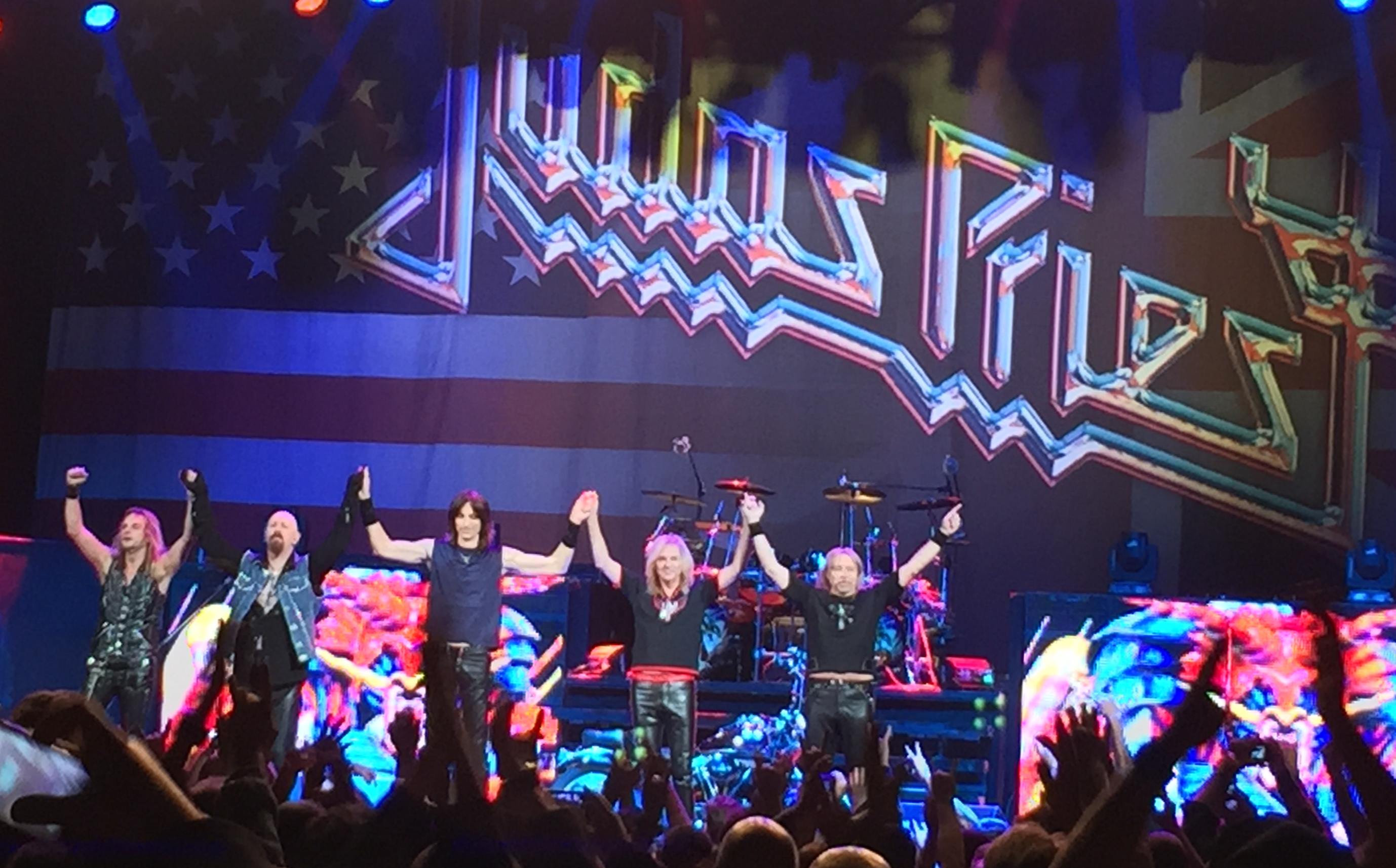 Ben Barclay Wallpaper: Preview: Judas Priest At Portsmouth Guildhall