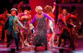 Brenda Edwards stars as Motormouth Maybelle