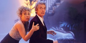 River Song (Alex Kingston) will return to the TARDIS this festive season
