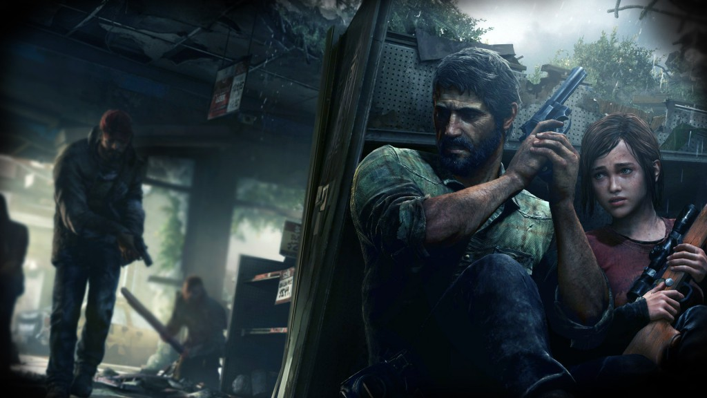 The Last of Us. A game with an objectively important message. Don't. Shoot. Ellie.