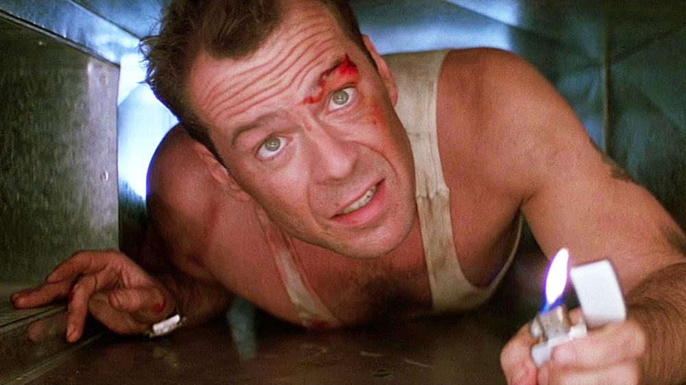 The Edge's Advent Calendar: Die Hard is most definitely a ...