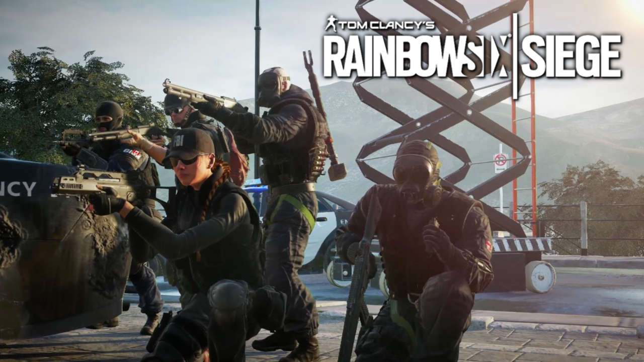 black singles in clancy More from tom clancy's rainbow six siege more from tom clancy's rainbow six siege introducing rainbow six siege's single-player mode share.