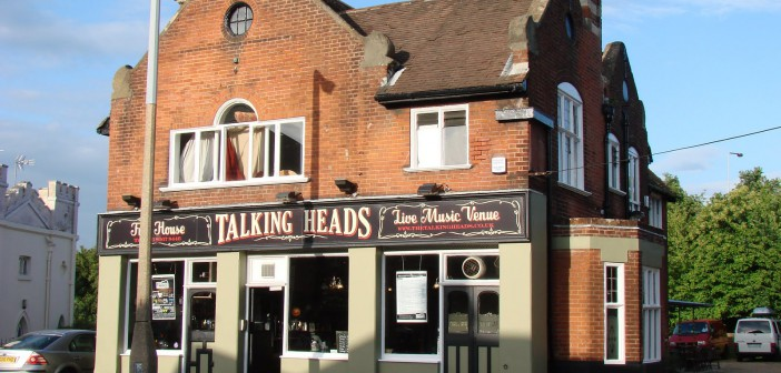 Venue in Focus: The Talking Heads