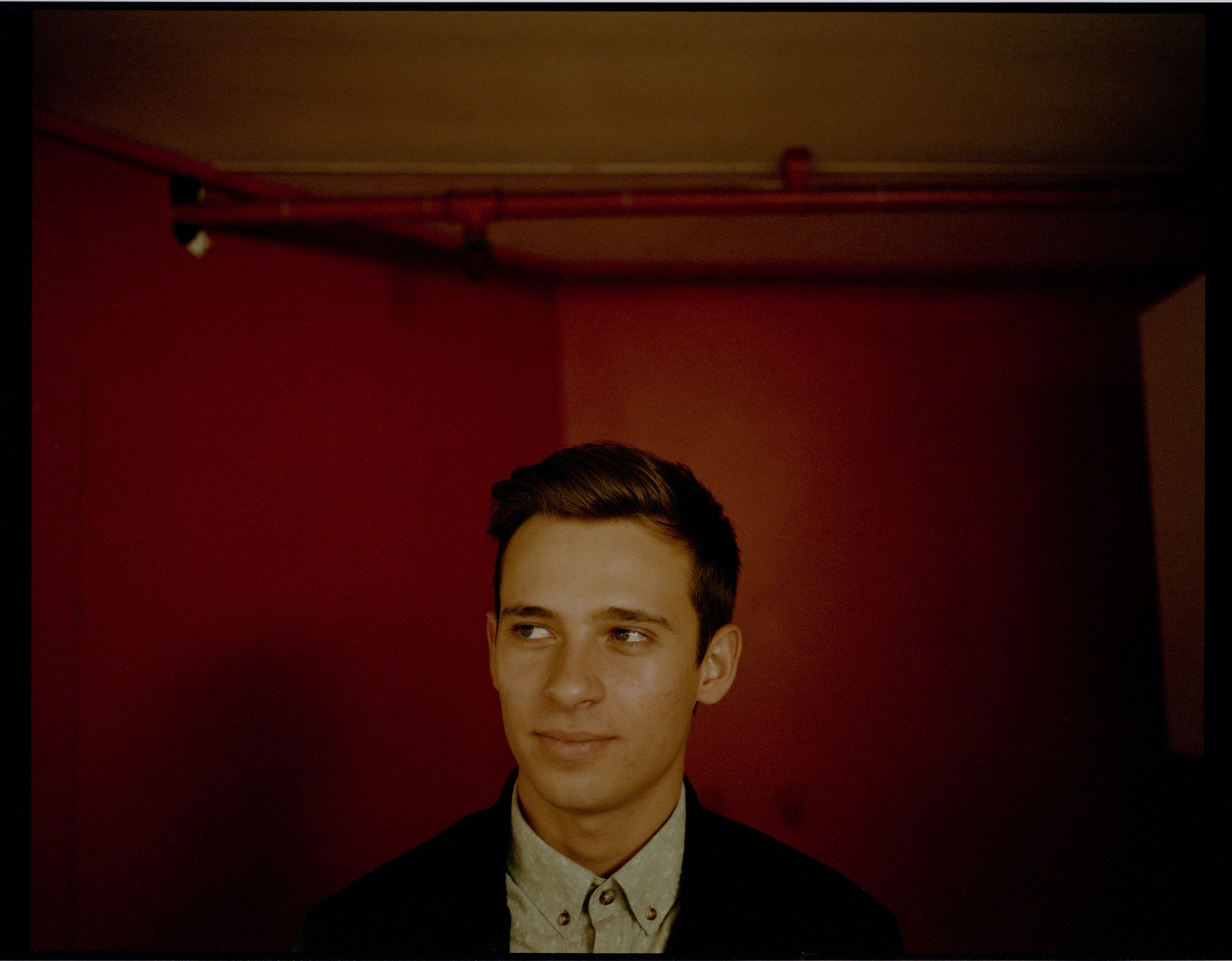 Review: Flume feat  Kai– 'Never Be Like You'