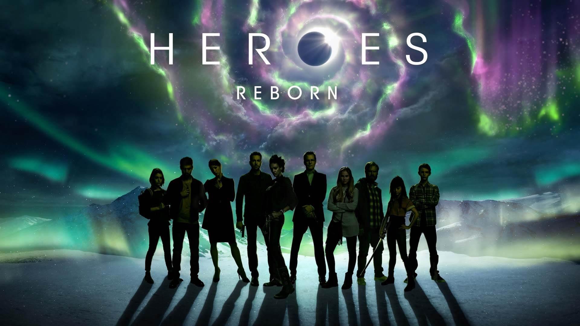 Heroes Reborn Netflix