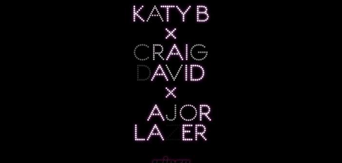 Review: Katy B, Craig David & Major Lazer – 'Who Am I'
