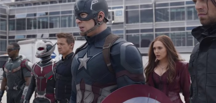 The Edge Reacts To… The latest Captain America: Civil War footage