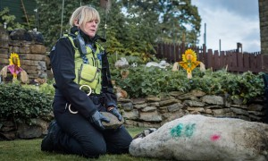 Sarah Lancashire delivers bleak humour as troubled cop Catherine Cawood