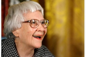 Harper Lee passed away today aged 89