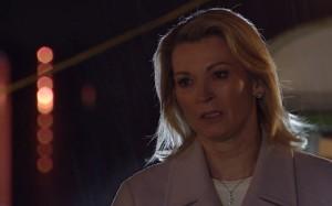 Kathy Beale's return left viewers reeling back in February 2015