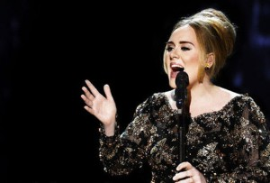 "ADELE: LIVE IN NEW YORK CITY -- Pictured: ""Adele: Live in New York City"" Key Art -- (Photo by: NBCUniversal)"
