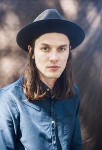 Musician James Bay