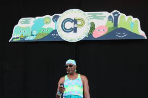 Mr. Motivator at Common People 2016