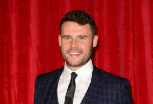 Danny Miller won Best Actor for his role as Aaron Livesy [Image from Metro]