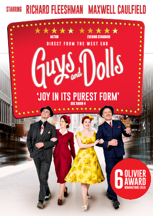 guys and dolls critique The oregon shakespeare festival's guys and dolls is an overdue fresh take on a classic, which, pared down or dolled up, bristles with wit and charm.
