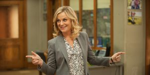 Leslie Knope is the Queen of Optimism [Image from Bustle.com]