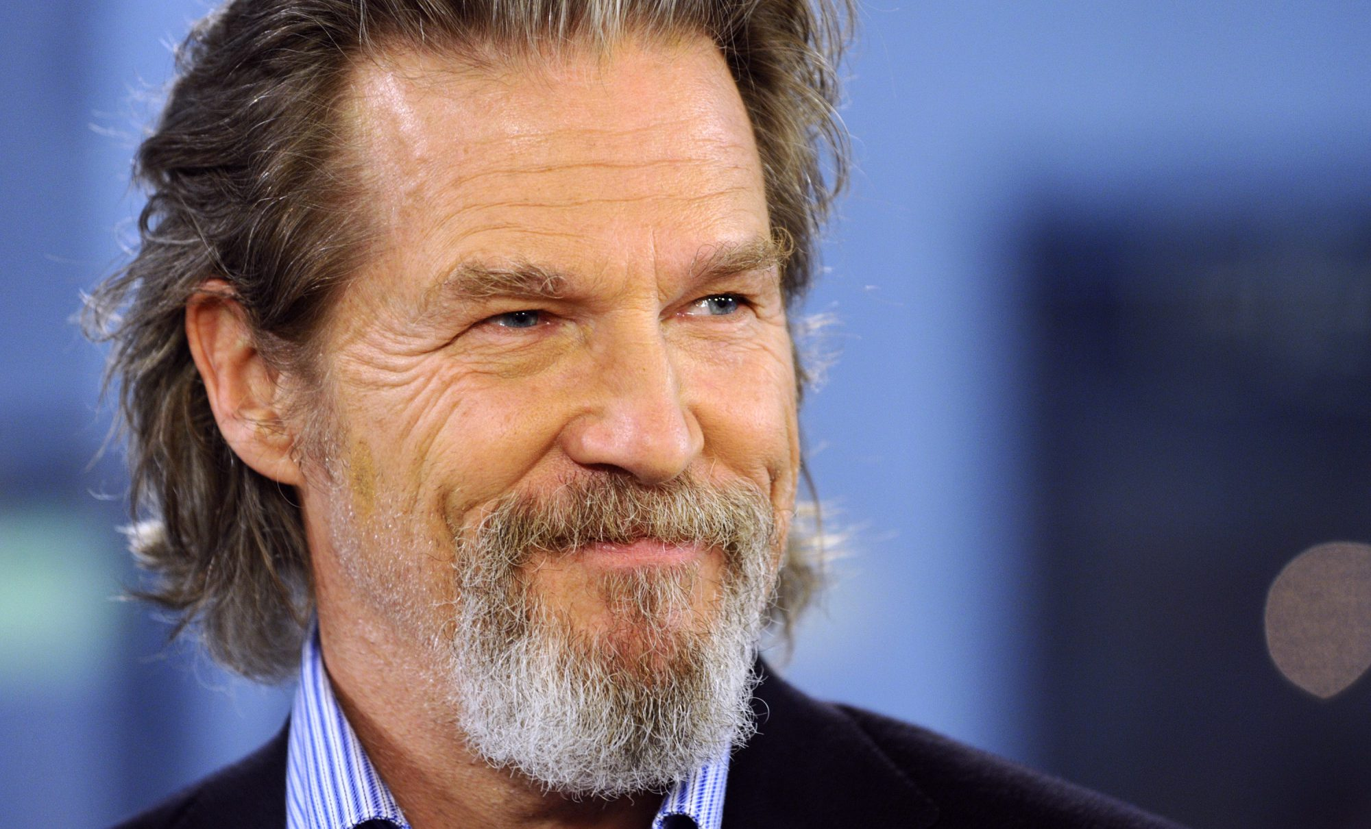 Jeff Bridges joins the...