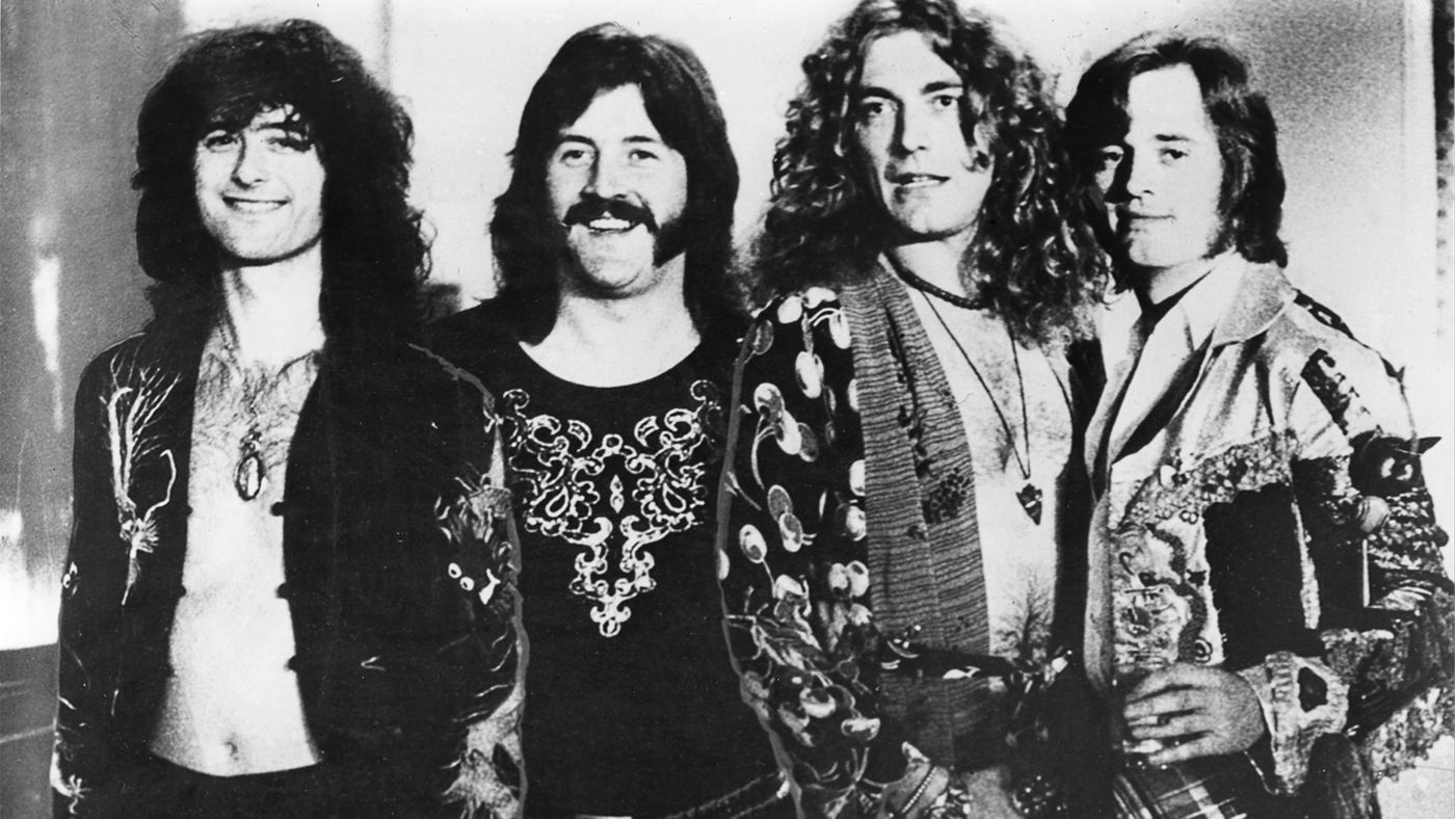 Led Zeppelin Win Stairway To Heaven Case