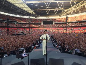 Lianne La Havas at Wembley Stadium