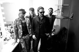 Rival Sons Uk Tour