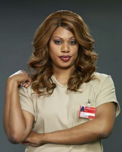 Sophia (Laverne Cox) will be a focus of this series [Image from Wikia]