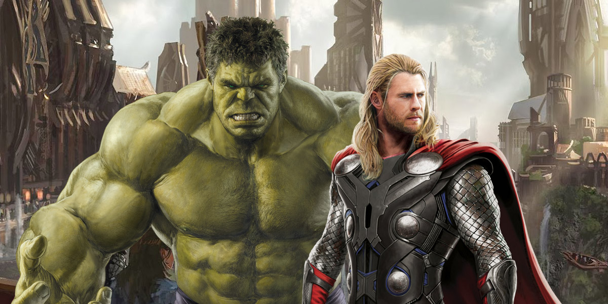 Planet Hulk Armour For Thor Ragnarok Revealed