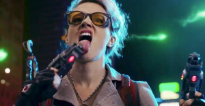 """Let's go"" Kate McKinnon as the bonkers, fabulous Jillian Holtzmann. Image via google.com"