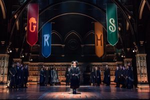 Hogwarts in 'The Cursed Child' [Image via Twitter].