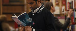 Aziz Ansari uses The Bell Jar in hit Netflix show Master of None. Image via google.com