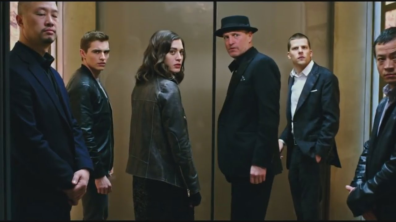 Review Now You See Me 2