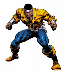 Power Man - too gimmicky for the Netflix/Marvel universe? [Image via gamespot].
