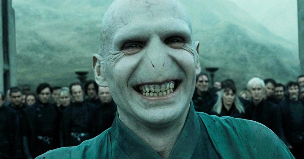 Image result for ralph fiennes voldemort