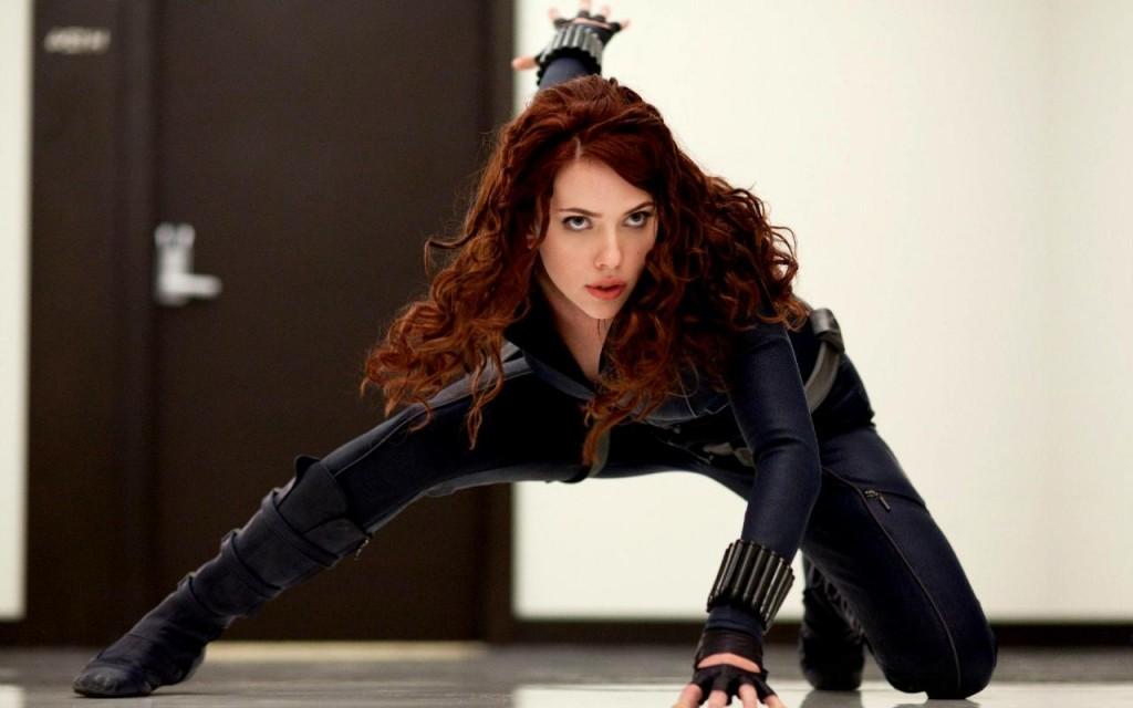 Scarlett Johansson Names Black Widow As Her Favourite Role