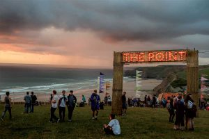 The Point Stage [Image via Official Boardmasters].