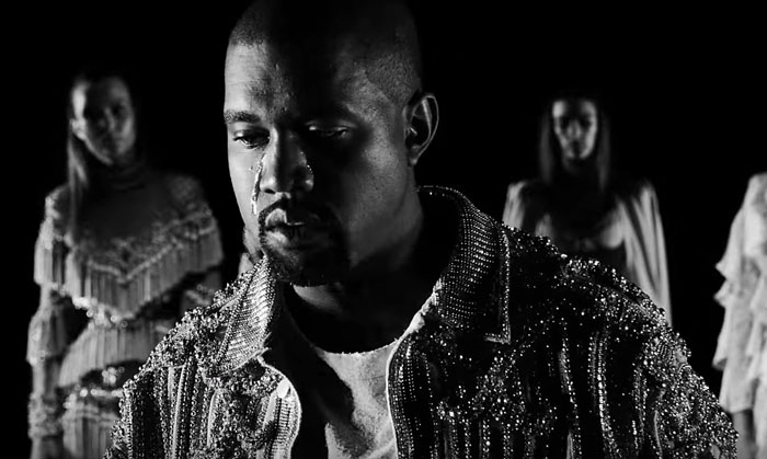 Music Video Review Kanye West Wolves