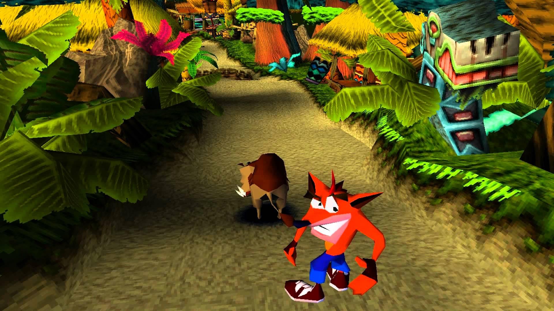 nostalgic news crash bandicoot was released 20 years ago today