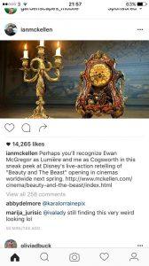 Credit: Image via Instagram @ianmckellan