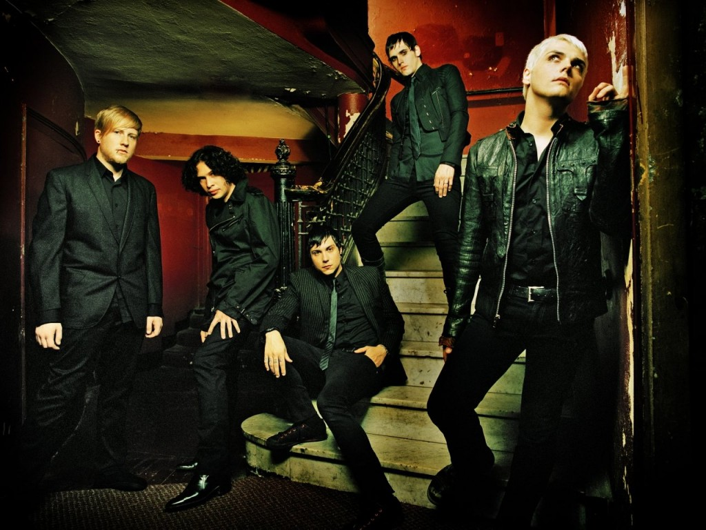 Review My Chemical Romance The Five Of Us Are Dying
