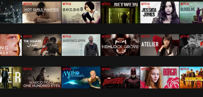Notes on news the rise to prominence of the streaming - Home shows on netflix ...