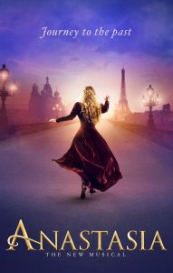 New poster for Anastasia: A new musical