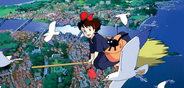 Freshers' Special: How Kiki's Delivery Service helped my transition to university