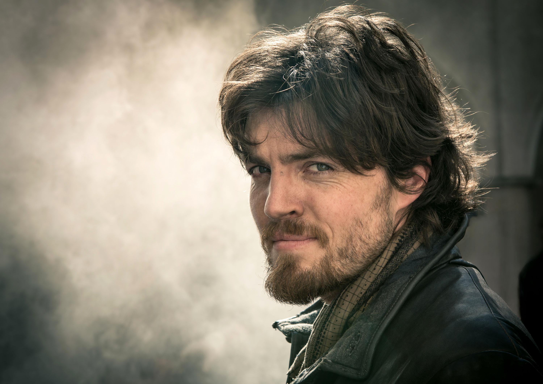 Tom Burke cast as JK Rowling's Cormoran Strike in BBC adaptation