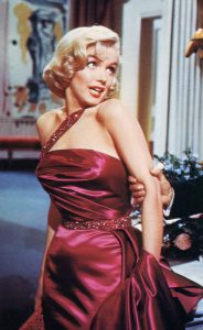 Monroe from 'How to Marry a Millionare' [20th Century Fox]
