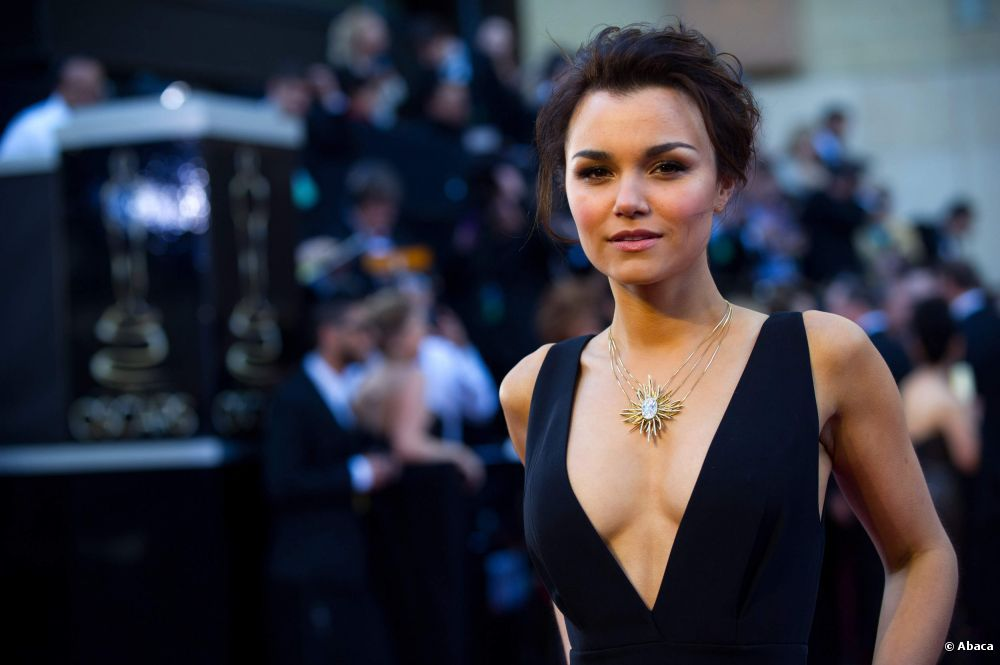 Samantha Barks on my own
